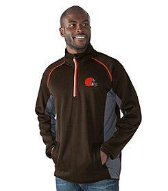 G-III NFL® Cleveland Browns Men's Flexibility 1/2 Zip Pullover