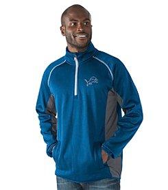 G-III NFL® Detroit Lions Men's Flexibility 1/2 Zip Pullover