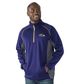 G-III NFL® Baltimore Ravens Men's Flexibility 1/2 Zip Pullover