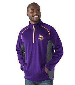 G-III NFL® Minnesota Vikings Men's Flexibility 1/2 Zip Pullover