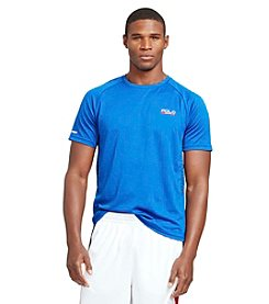 Polo Sport® Men's Micro-Dot Crew Neck Jersey Tee
