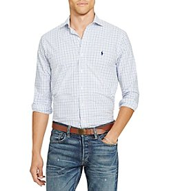 Polo Ralph Lauren® Men's Spread Collar Long Sleeve Button Down Estate Shirt