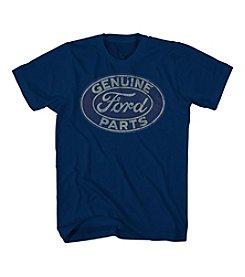 Mad Engine Men's Big & Tall Short Sleeve Ford Tee