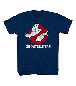 Mad Engine Men's Big & Tall Short Sleeve Ghostbusters Tee