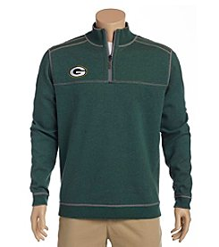 Tommy Bahama® NFL® Green Bay Packers Men's Flipside Pro 1/2 Zip Pullover