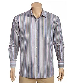 Tommy Bahama® Men's Long Sleeve Button Down Grato Stripe Shirt