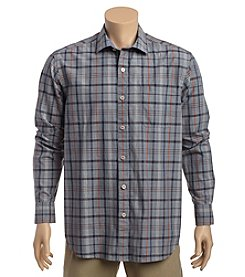 Tommy Bahama® Men's San Luis Plaid Long Sleeve Button Down Shirt