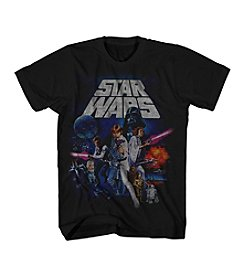 Mad Engine Men's Big & Tall Star Wars™ Force Tee Shirt