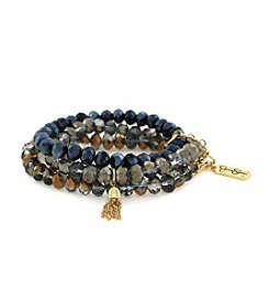 Jessica Simpson Core Power Bead Bracelets