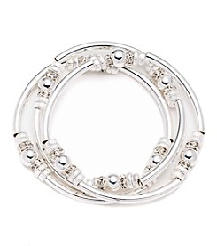 Nine West® Set Of Three Stretch Bracelet