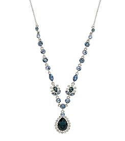 Givenchy®  Faceted Stone Y-Necklace