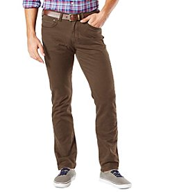 Dockers® Men's 5-Pocket Slim Straight Khaki Pants