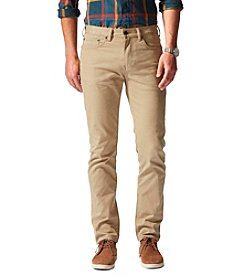 Dockers® Men's 5 Pocket Jean Cut Slim Straight Khaki Pants