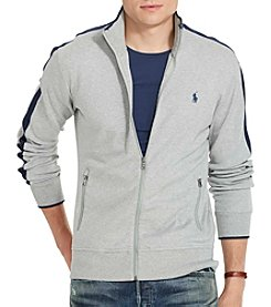 Polo Ralph Lauren® Men's Cotton Interlock Track Jacket