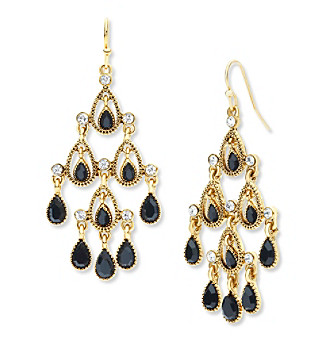Nine West Vintage America Collection Chandelier Drop Earrings