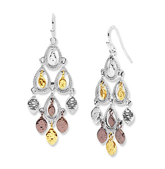 Nine West Vintage America Collection® Chandelier Drop Earrings