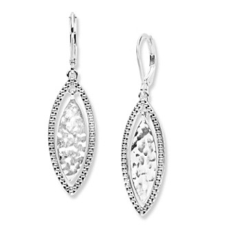 Nine West Vintage America Collection® Orbital Drop Earrings