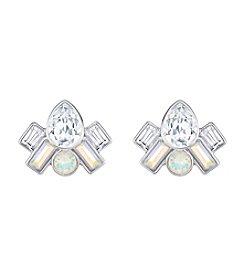 Swarovski® Festivity Pierced Earrings