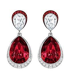Swarovski® Pierced  Feel Earrings
