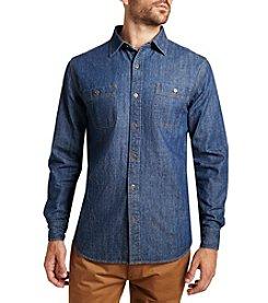 Weatherproof Vintage® Men's Long Sleeve Button Down Shirt