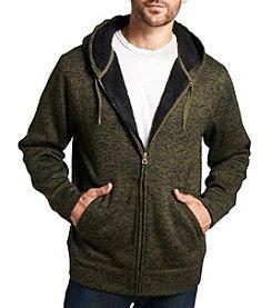 Weatherproof Vintage® Men's Marled Sherpa Lined Hoodie