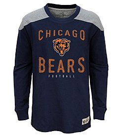 adidas® NFL® Chicago Bears Boys' 8-20 Legend Long Sleeve Tee