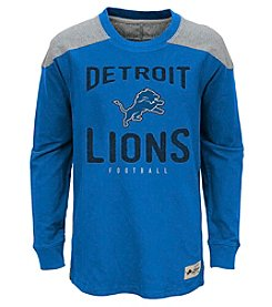 adidas NFL® Detroit Lions Boys' 8-20 Legend Long Sleeve Tee
