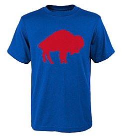 adidas® NFL® Buffalo Bills Boys' 8-20 Primary Vintage Short Sleeve Tee