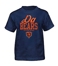 adidas® NFL® Chicago Bears Boys' 2T-7 Legacy Local Flavor Short Sleeve Tee