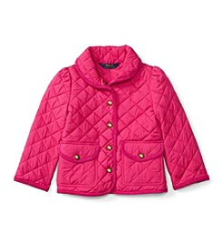 Polo Ralph Lauren® Girls' 2T-6X Quilted Jacket