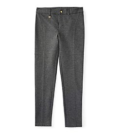 Polo Ralph Lauren® Girls' 2T-6X Ponte Pants