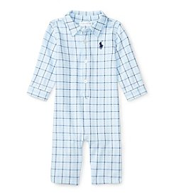 Ralph Lauren® Baby Boys' Kensington Coverall