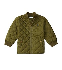 Ralph Lauren® Baby Boys Baseball Jacket
