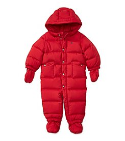 Ralph Lauren® Baby Boys Elmwood Down Snowsuit
