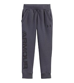 Under Armour® Boys' 2T-7 Titan Fleece Joggers