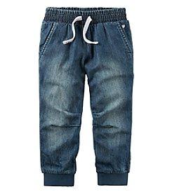 Carter's® Girls' 2T-8 Fleece Lined Joggers