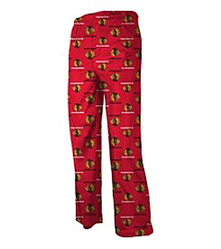adidas® NHL® Chicago Blackhawks Boys' 8-18 Team PJ Pants