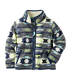 Carter's® Boys' 2T-7 Full-Zip Fleece Jacket