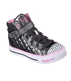 Skechers® Girls' Twinkle Toes: Shuffles - Sweetheart Sole