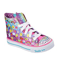 Skechers® Girls' Twinkle Toes: Shuffles - Chat Time Shoes