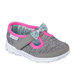 Skechers® Girls' GOwalk - Bitty Bow Shoes