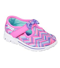 Skechers® Girls' GOwalk - Bow Steps Shoes