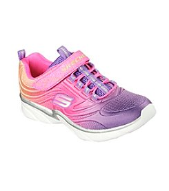 Skechers® Girls' Swirly Girl - Shine Vibe Shoes