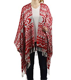 ZooZatZ™ NCAA® Ohio State Buckeyes Women's Southwest Wrap