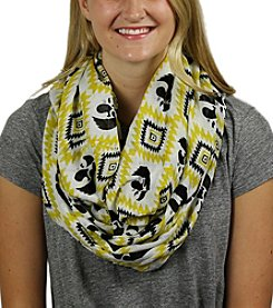 ZooZatZ™ NCAA® Iowa Hawkeyes Women's Southwest Infinity Scarf