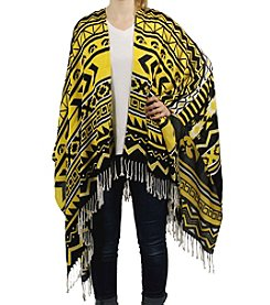ZooZatZ™ NCAA™ Iowa Hawkeyes Women's Southwest Wrap