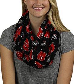 ZooZatZ™ NCAA® Wisconsin Badgers Women's Logo Infinity Scarf