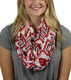 ZooZatZ™ NCAA® Wisconsin Badgers Women's Southwest Infinity Scarf