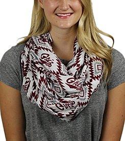 ZooZatZ™ NCAA® Montana Grizzlies Women's Southwest Infinity Scarf