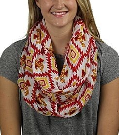 ZooZatZ™ NCAA® Iowa State Cyclones Women's Southwest Infinity Scarf